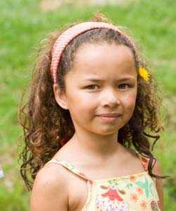 Кадрава деца: Избегнување на зашеметена коса во игра