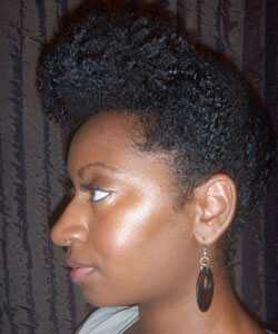 Холидеј коса: Непотребна плетенка помпадур