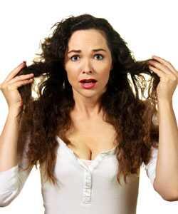 Štiri sredstva za poškodovane lase