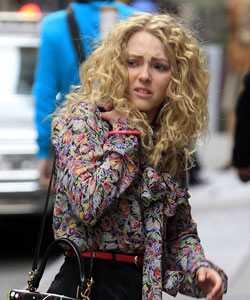 Celebrity-krullen: Carrie Bradshaw is terug