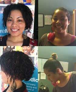 Natūralių plaukų pavydas duoda didžiulį pjaustymą