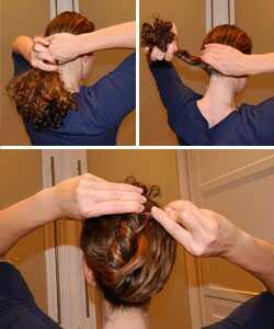 Кадрава коса стилови за tweens