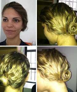 Лесно брановидни апотоси за неуспешна втора ден коса