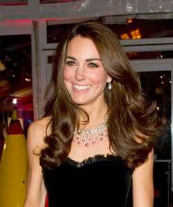 Reporter nõuab Kate Middletonit suureks karbonaadiks