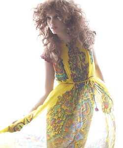 Najbolja ljetna haljina za tip kose