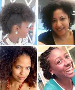 Naturalne kręcenie włosów w naturalny sposób
