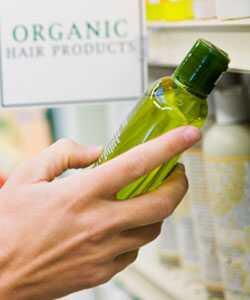 Всички естествени продукти за коса