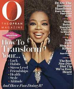 Η Oprah αναδεικνύει τις φυσικές μπούκλες της
