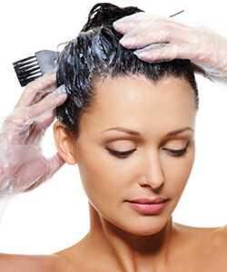 Nadzor poškodb: inovacije v barvi las