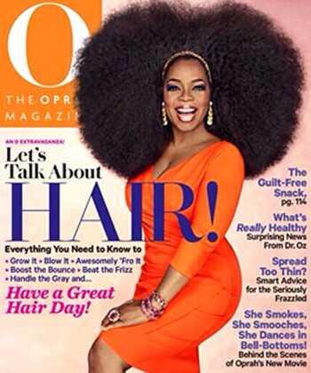 Viduje oprah plaukų klausimas