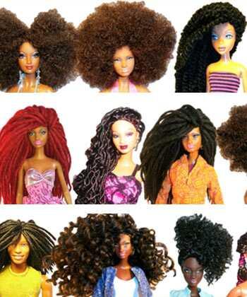 Naravne lutke za lase, zakaj je trajalo tako dolgo?