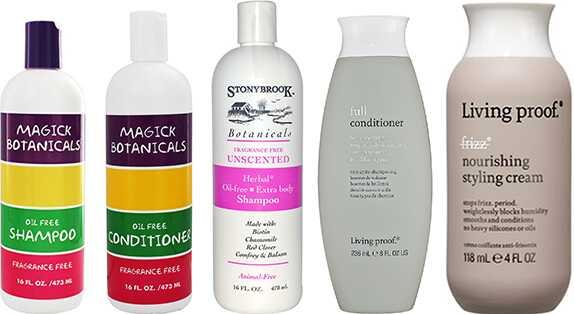 7 hårprodukter som er oljefrie
