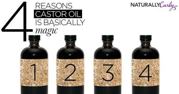 4 grunner Castor olje er i utgangspunktet magisk