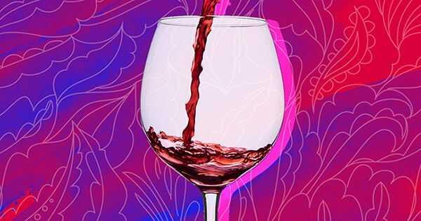 Czy wino dobrze wypłukuje włosy?
