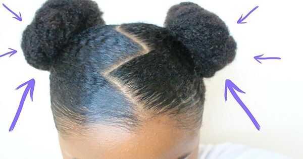 Sådan laver du en zigzag-del med krøllet hår