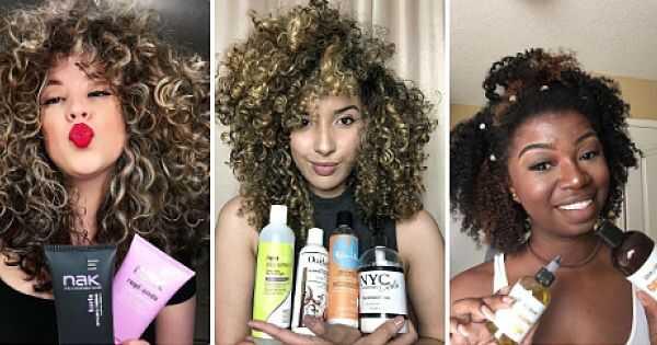 Силните 5 curlies го делат својот свето грал коса производ