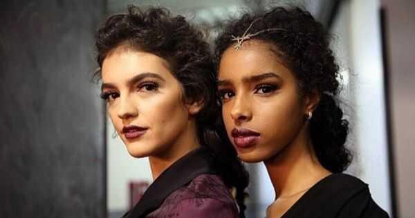 3 најнеочекувани модни недели 2018 коса трендови (досега)