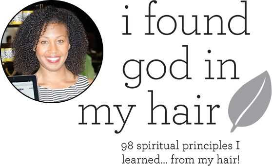 Pronašao sam Boga u mojoj kosi Tanya Wright