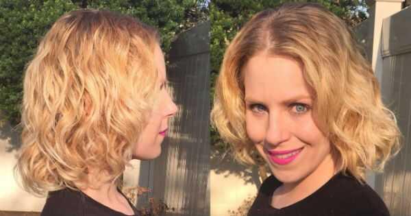 Мы узнали секрет этого волнистого блоггера о статусе волос
