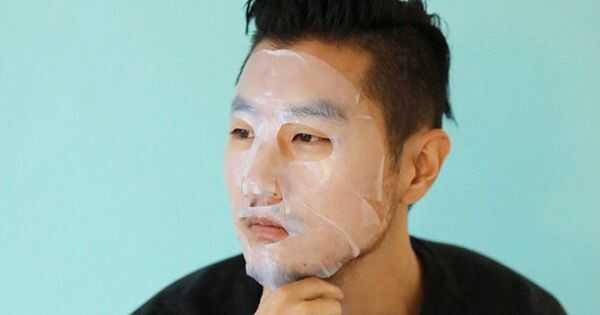 To je razlika med moškimi lepotami v Koreji in Ameriki