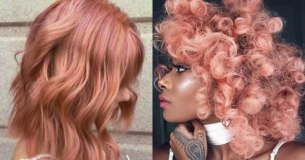 Blorange, najveći trend boje kose u 2019. godini (do sada)