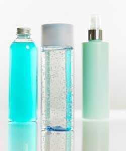 Juuksegeeli näpunäited: šampoon teie geelis