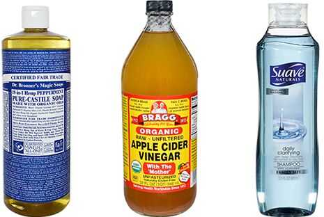 3 προϊόντα τρίχας που θα πρέπει πρώτα να αραιωθούν