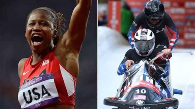 Olympian Lauryn Williams deler naturlig hårreise