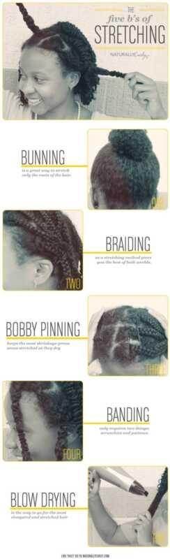 5 najboljših, ki se raztezajo naravno krasni lasje
