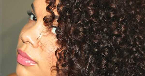 Ali šamponirate naravne lase na pravi način?