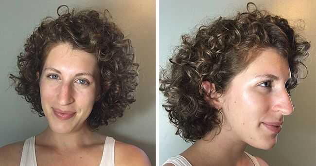 Kaip aš atgaivinu mano garbanotas plaukus