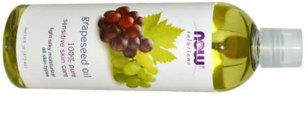 4 viisi, kuidas viinamarjaseemneõli teie juustele kasutada