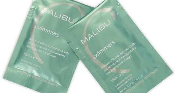 Zdravljenje Malibuja za plavalce