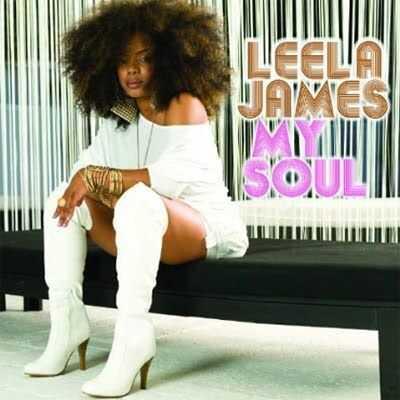 Curly Nikki interviews leela james
