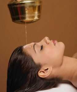 Crear un régimen de cabello ayurvédico