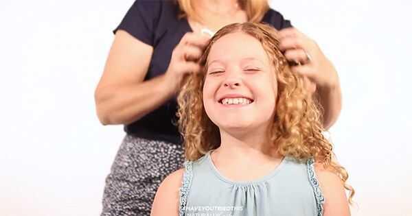 Socozy ukazuje rodičům, jak stylovat dětské kudrnaté vlasy