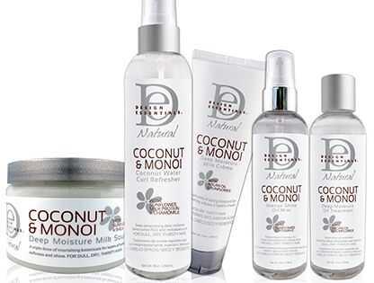 Design essentials kokosnød og monoi anmeldelse