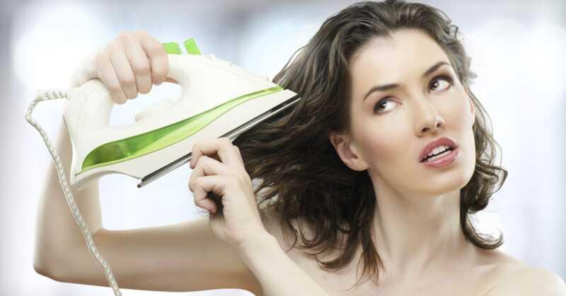 Šilumos apsaugai: šis padidėjimas iš tikrųjų taupo jūsų plaukus