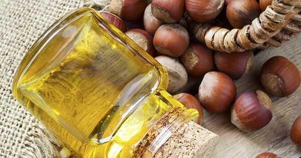 Ползите от лешково масло за суха коса