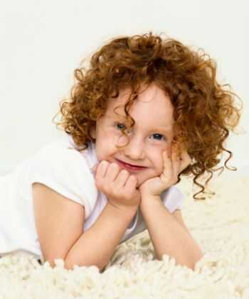5 måder at helbrede krøllet barn bed-head