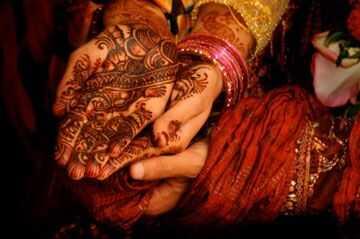 Henna to naturalny barwnik