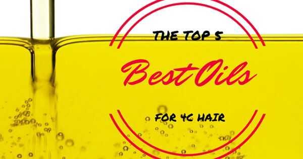 5 millors olis per a cabells naturals