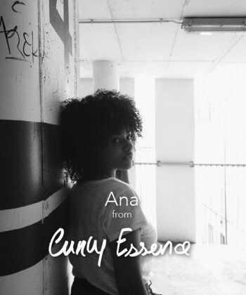 Krzno potovanje po laseh: Ana iz curly essence