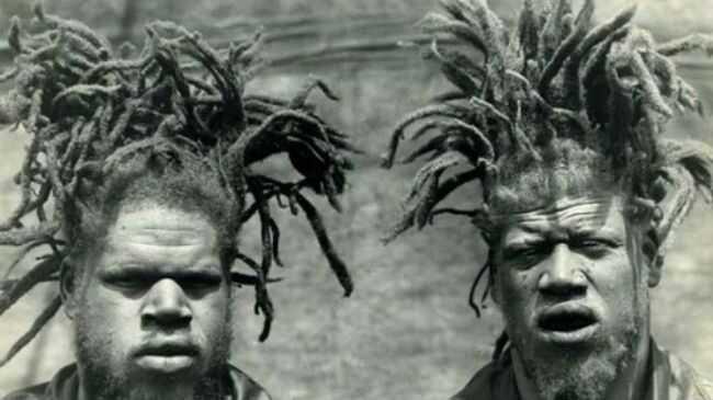Muziejaus brolių istorija: vyrai iš marso