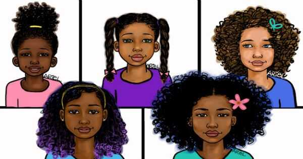 Возраст соодветни фризури за кадрава деца