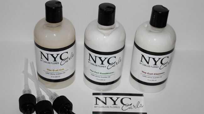 Њујорк кадрици преглед за брановидна кадрава коса giveaway