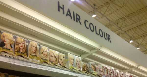 Може ли твоја боја за косу бити болесна?