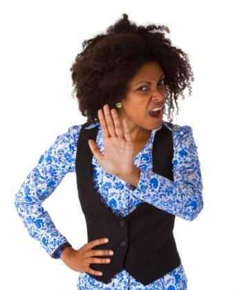 10 maneiras de responder aos comentários negativos de cabelo