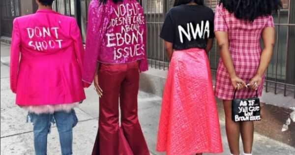 Noia negra màgica en la indústria de la moda: on és la inclusió?
