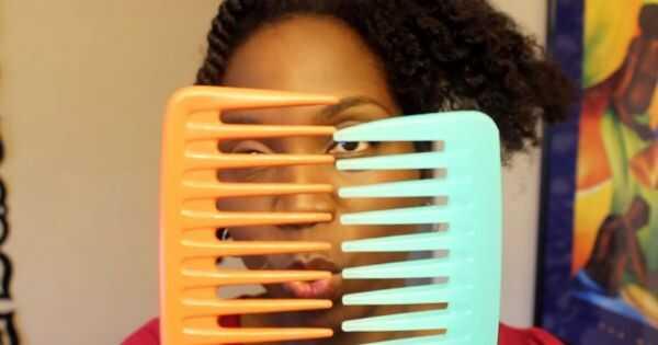 5 gange er det ok at afvige type 4 hår med en kam